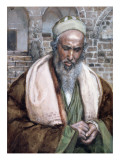 Saint Luke, Illustration for 'The Life of Christ', C.1884-96 Giclee Print by James Jacques Joseph Tissot