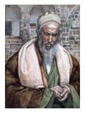 Saint Luke, Illustration for 'The Life of Christ', C.1884-96 Giclee Print by James Tissot