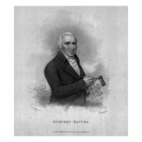Humphry Repton, Engraved by William Holl Sr, 1802 Giclee Print by Samuel Shelley