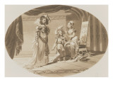 Scene from 'The Abduction from the Seraglio' by Mozart Giclee Print by  German School