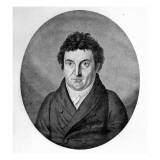Johann Gottlieb Fichte, Engraved by Johann Friedrich Jugel after a Painting of 1808 Giclee Print by Heinrich Anton Dahling