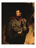 Portrait of Mikhail Semyonovich, Count Vorontsov Premium Giclee Print by Thomas Lawrence