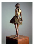 Little Dancer, Aged 14, Viewed from the Back Giclee Print by Edgar Degas