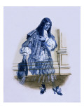 Ghost, Thought by Some to Be George Villiers, 2nd Duke of Buckingham Giclee Print by Andrew Howat