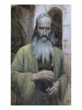 Saint Paul, Illustration for &#39;The Life of Christ&#39;, C.1886-94 Giclee Print by James Jacques Joseph Tissot