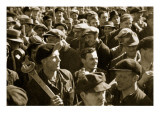 May 1St, the German Workers' National Holiday Giclee Print by  German photographer