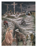 Eloi Eloi Lama Sabacthani, Illustration for 'The Life of Christ', C.1884-96 Giclee Print by James Tissot