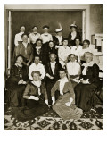 The International Gathering of Woman Suffrage Workers Giclee Print by  English Photographer
