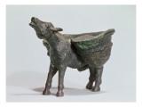 Statuette of a Donkey Braying, Roman, 1st-2nd Century Ad Giclee Print