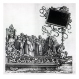 Scene from Maximilian's Triumphal Procession, C.1516-18 Giclee Print by Hans Burgkmair
