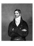 Thomas Belcher, Engraved by Charles Turner, 1814 Giclee Print by George Sharples