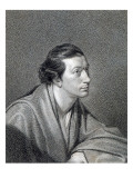 Richard Cumberland, Engraved by James Hopwood Giclee Print by  Romney