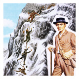 Ascending the Matterhorn in 1865: Success Followed by Disaster Giclee Print by John Keay