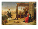 Our Saviour Subject to His Parents at Nazareth, 1860 Giclee Print by John Rogers Herbert