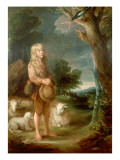 Shepherd Boy Listening to a Magpie Giclee Print by Thomas Gainsborough