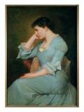 Portrait of Lillie Langtry, 1879 Premium Giclee Print by Valentine Cameron Prinsep