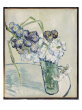 Still Life, Vase of Carnations, June 1890 Giclée-Druck von Vincent van Gogh