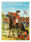 American War of Independence Giclee Print by C.l. Doughty