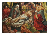 Entombment of Christ, Villabranca Giclee Print by  Flemish School