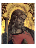 St. James, Detail from the San Martino Polyptych Giclee Print by Carlo Crivelli
