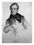 Michael Balfe, Engraved by the Artist Giclee Print by Firmin Salabert