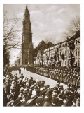 Nazi Party Day in Potsdam, 21st March 1933 Giclee Print by  German photographer