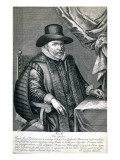 John Speed, Published by George Humble, 1632 Giclee Print by Solomon Savery