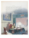 Armand-Jean Du Plessis, Cardinal De Richelieu Giclee Print by Maurice Leloir
