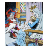 Rumplestiltskin and the Princess, 1959 Giclee Print by Jesus Blasco