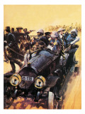 The Assassination of Archduke Franz Ferdinand. Giclee Print by Graham Coton