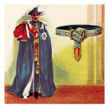 Member of the Most Noble Order of the Garter Giclee Print by  Escott