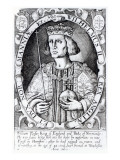 King William Ii of England, 1618 Giclee Print by Renold Elstrack
