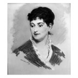 Portrait of Madame Emile Zola, 1874, Giclee Print
