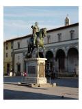 Equestrian Statue of Grand Duke Ferdinand, 1608 Giclee Print by  Giambologna
