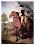 General Gates at Saratoga, C.1799 Giclee Print by James Peale