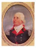 Portrait of Major General Charles C. Pinckney Giclee Print by  American School