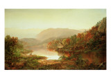 Scene Near Grafton, West Virginia, 1864 Giclee Print by William Louis Sonntag