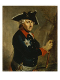 Frederick Ii the Great of Prussia, 1764 Giclee Print by Anton Graff