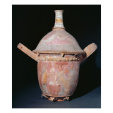 Pot with a Scene of Women Bathing Giclee Print by  Greek