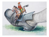 Gulliver's Travels, from 'Treasure', 1966 Premium Giclee Print by  Mendoza