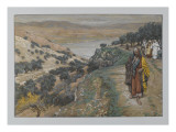 The Rich Young Man Went Away Sorrowful Giclee Print by James Jacques Joseph Tissot