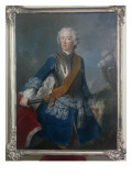 The Crown Prince Frederick Ii, C.1736 Giclee Print by  Pesne