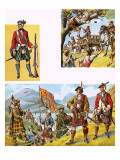 The Story of Scotland: Such an Odd Union Giclee Print by  Escott
