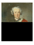 Crown Prince Frederick Ii, C.1740 Giclee Print by  Pesne