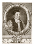 William Sancroft, Archbishop of Canterbury Giclee Print by Robert White