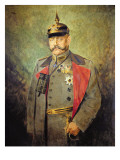 General Paul Von Hindenburg, C.1916 Giclee Print by  Nedomansky Studio