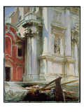Church of San Stae, Venice, 1913 Giclee Print by John Singer Sargent