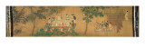 Scholars&#39; Gathering in a Bamboo Garden Giclee Print by Chinese School 