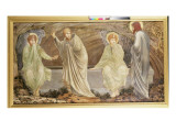 The Morning of the Resurrection, 1882 Giclee Print by Edward Burne-Jones