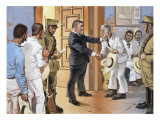 Mexico's Unfinished Revolution Giclee Print by Mcbride